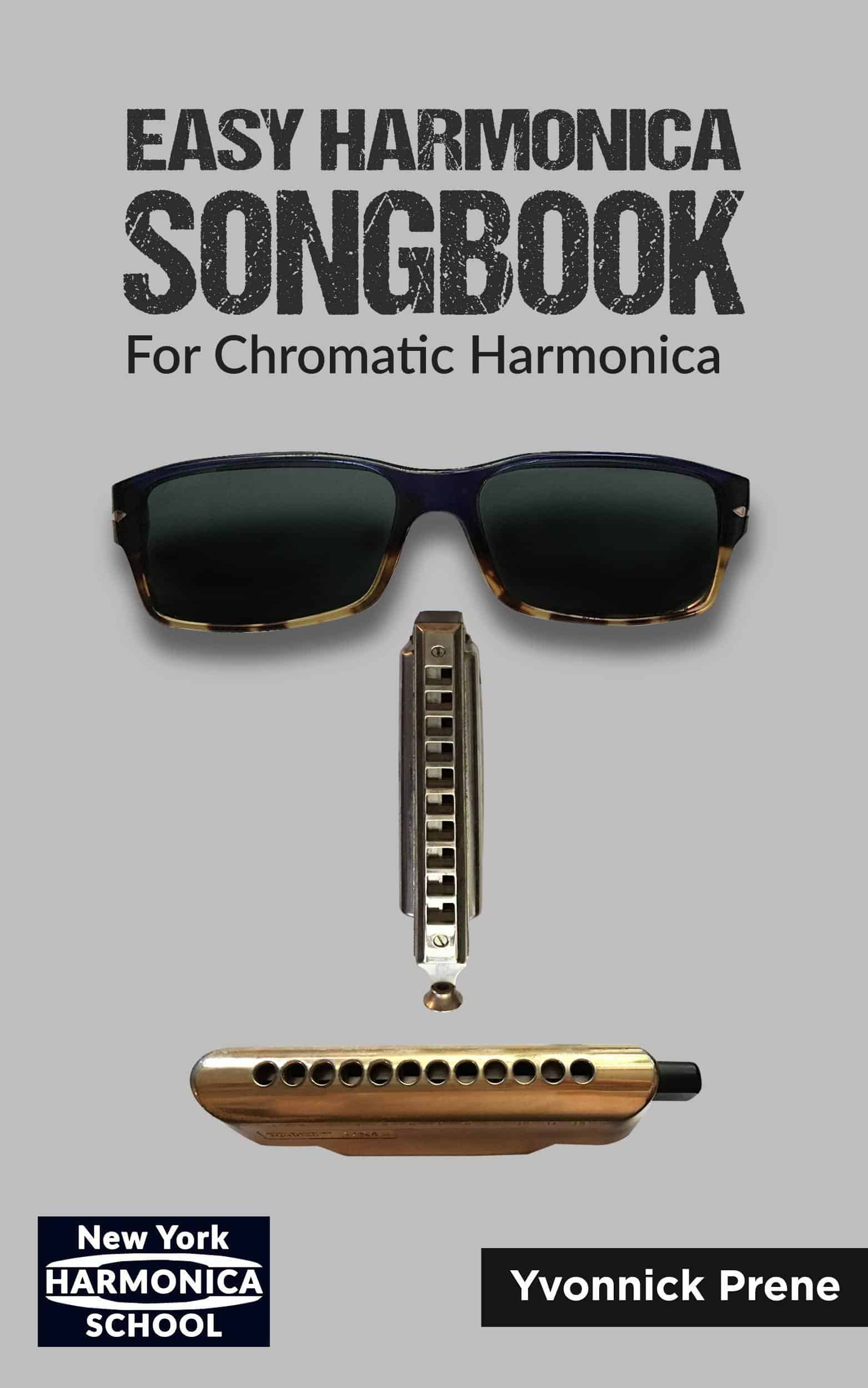 Harmonica Books Methods - New York Harmonica School
