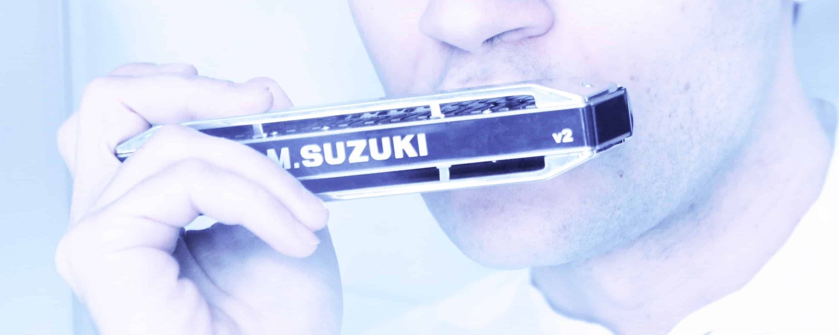 Melodic Minor Scales and Modes for Chromatic Harmonica