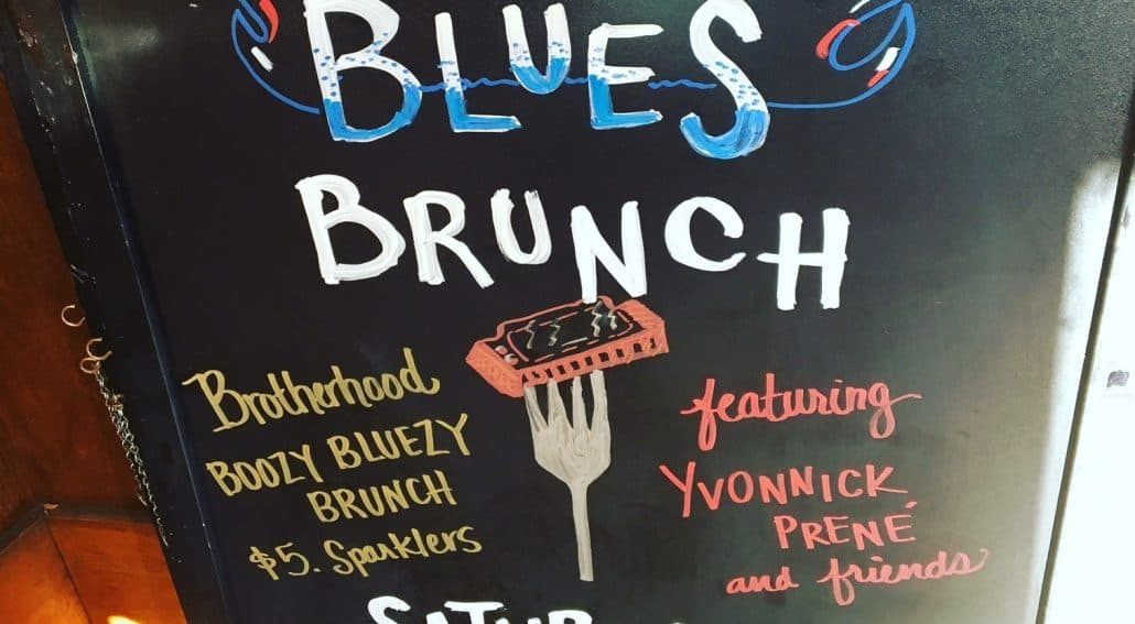 Blues Brunch at Henry's