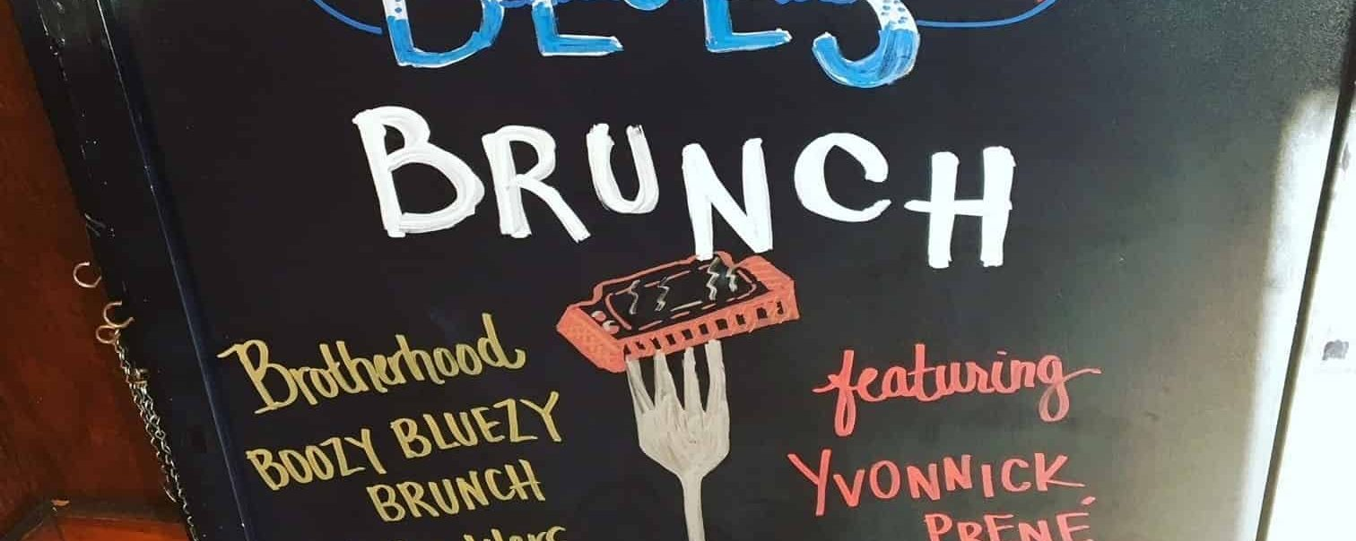 Saturday Boozy Bluesy Brunch