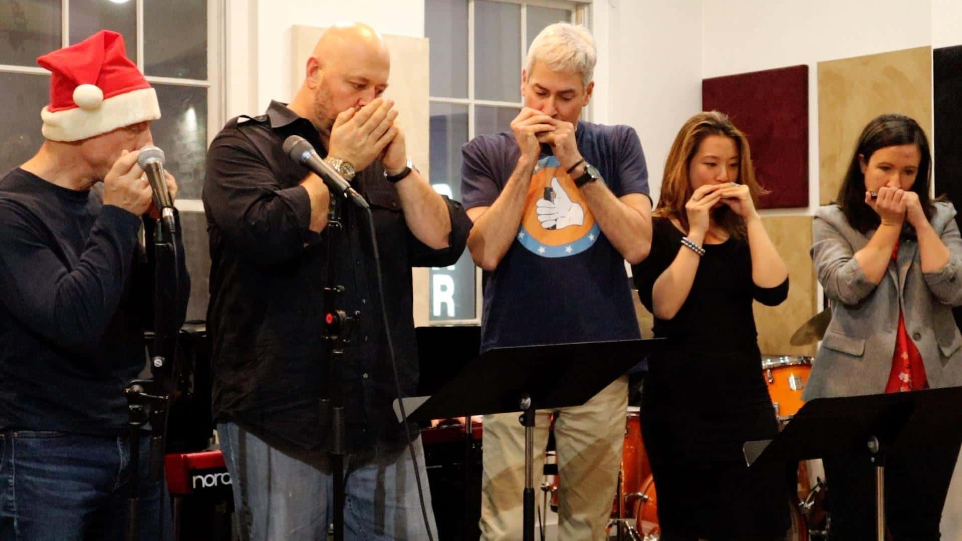 harmonica course